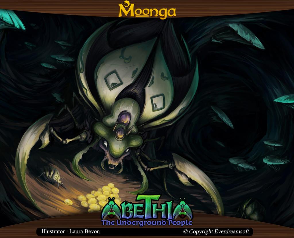 Moonga - Giant Beetle