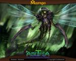 Moonga - Giant Dragonfly