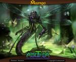 Moonga - Viscula Dragonfly
