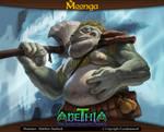 Moonga - Abethia Palace's Guardian