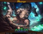 Moonga - Trolls Hunter