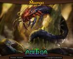 Moonga - Giant Centipede