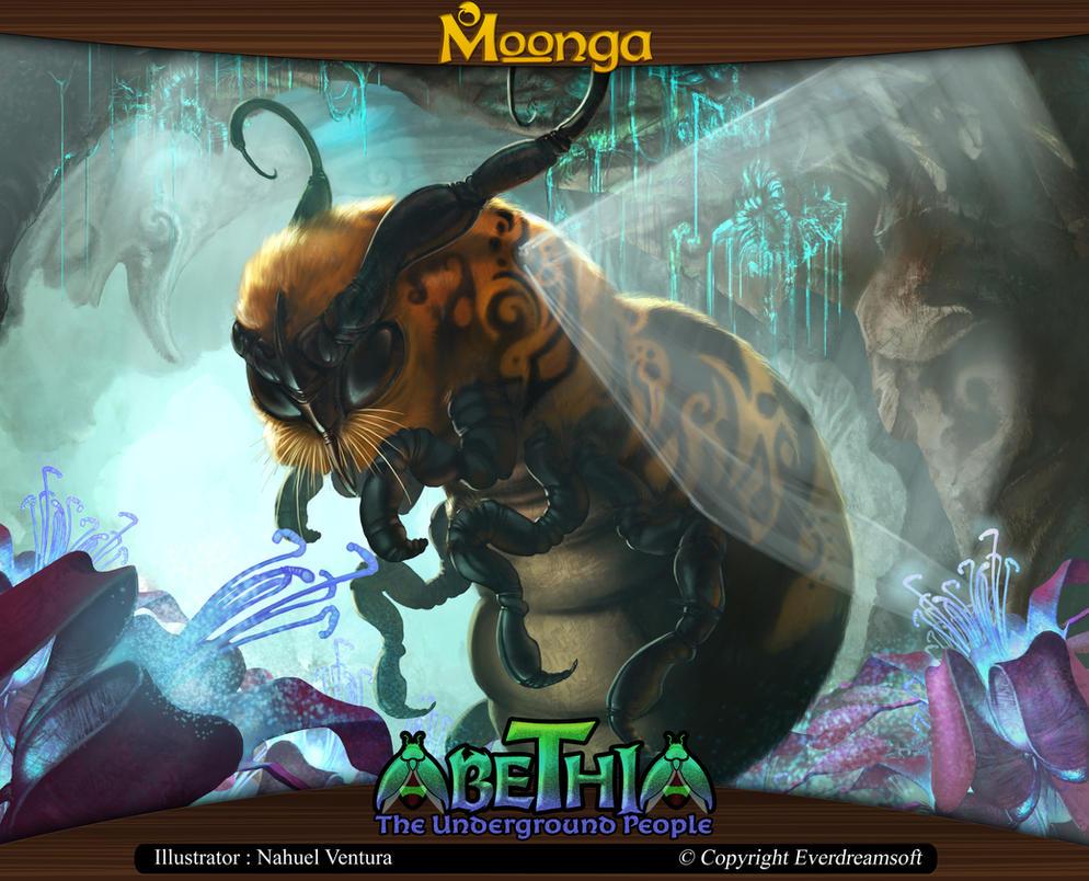 Moonga - Apemigas by moonga