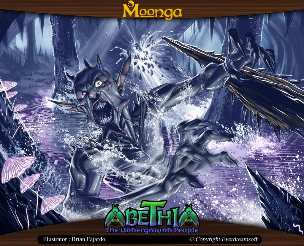 Moonga - Deluge by moonga