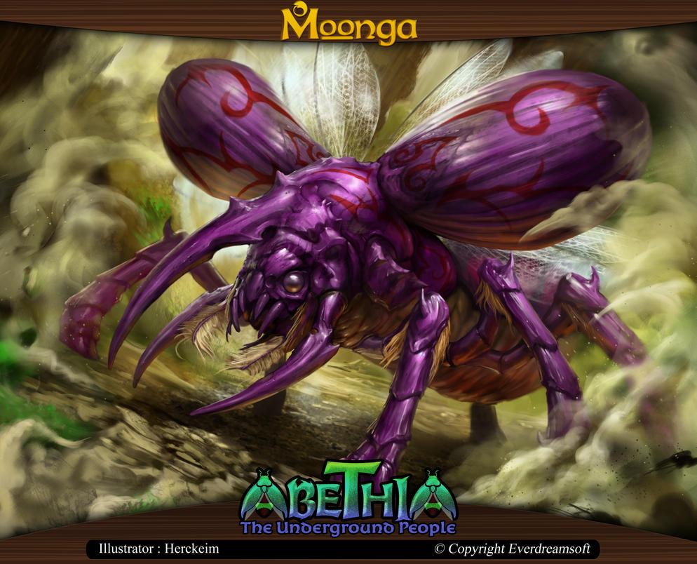 Moonga - Giant Beetle by moonga