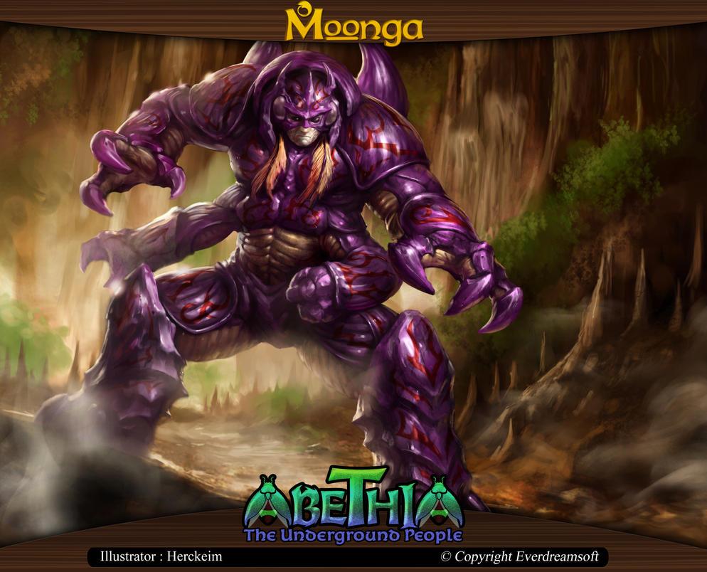 Moonga - Viscula Beetle by moonga