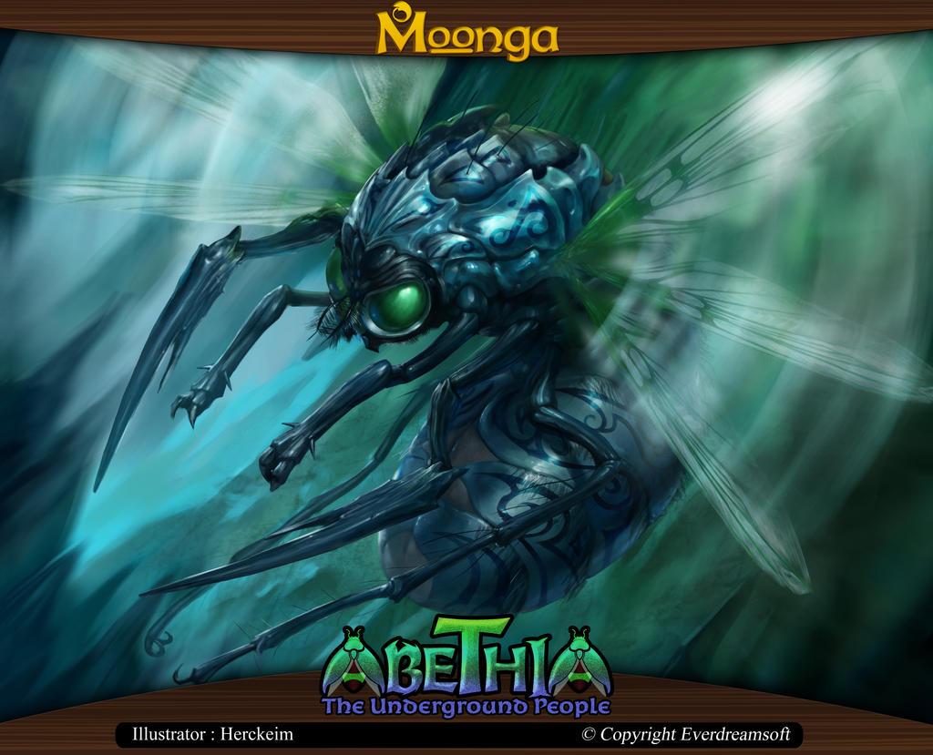 Moonga - Giant fly by moonga