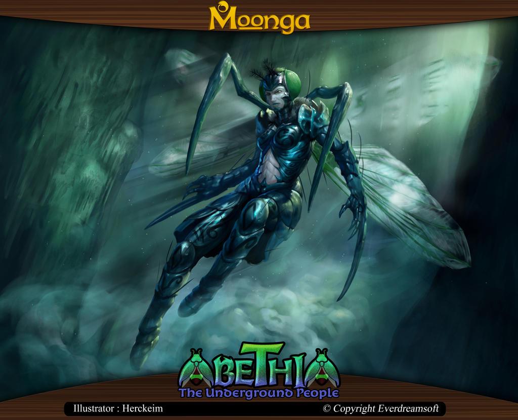 Moonga - Viscula fly by moonga
