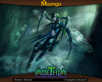 Moonga - Viscula fly
