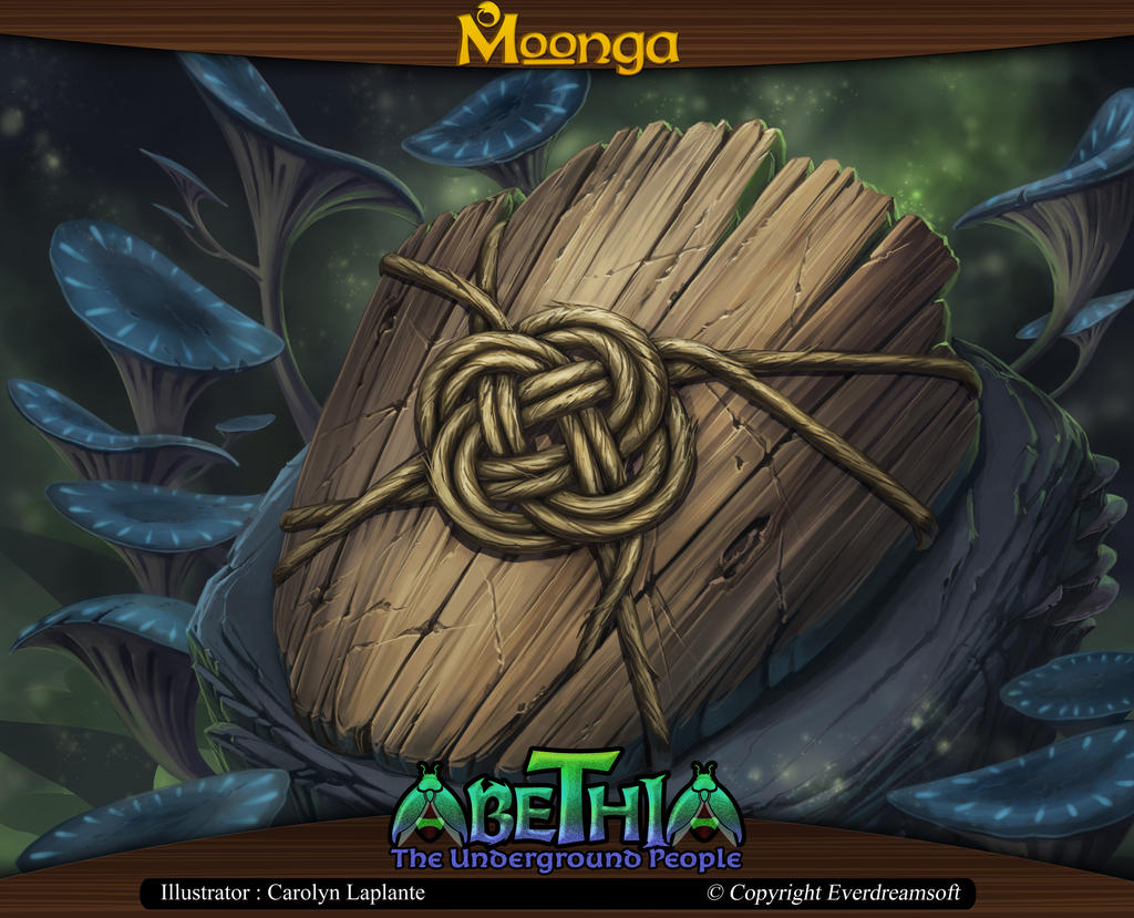 Moonga - Shield Virbulo by moonga
