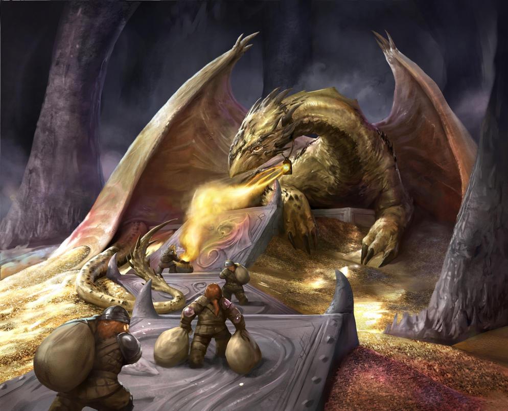 Dragon Ld2 by moonga