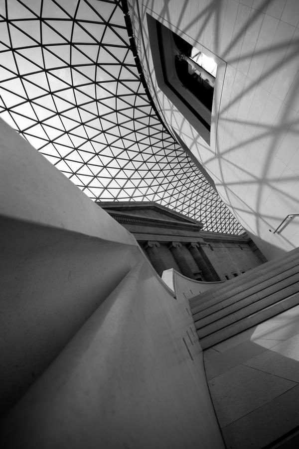 British Museum by paweldomaradzki