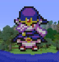 Vaati MC Pixel Art by dawning-daydreamers