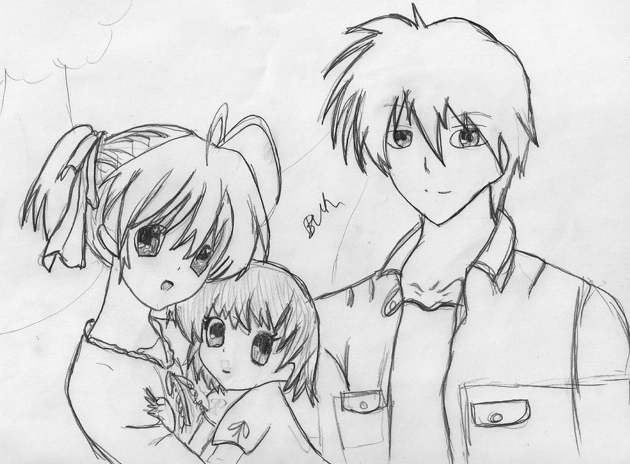 family anime manga by simplymeduh on DeviantArt