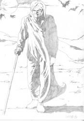Desert walker by lesta90