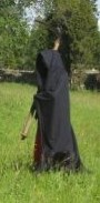 Lady in Black... by Ametyr