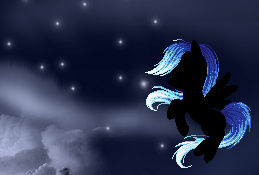 Midnight Light's midnight by Ametyr