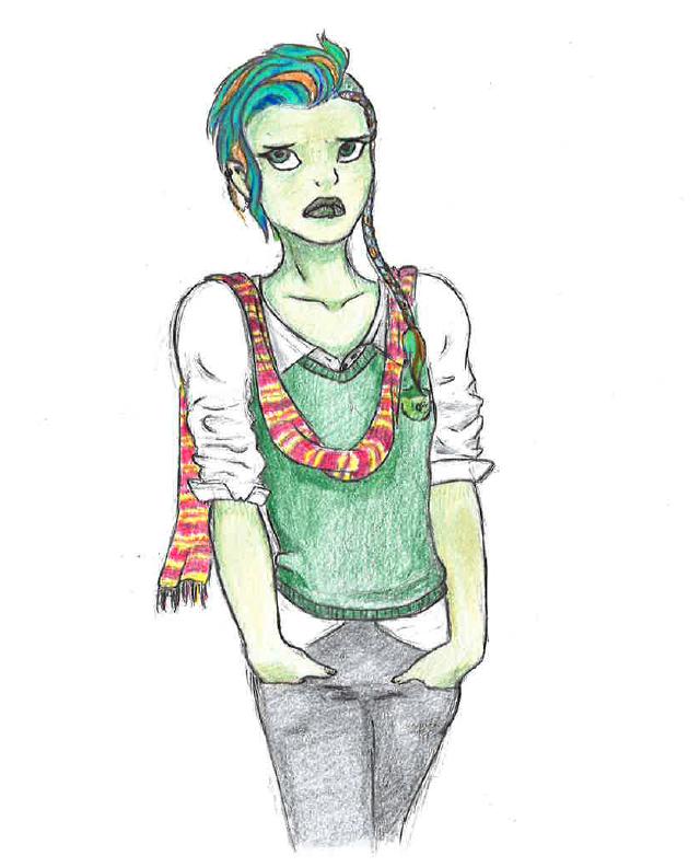 Kalei's Uniform by Ametyr