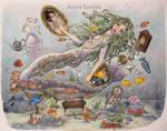 Tea with the Mermaid