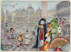 Carnevale a Venezia by Astera-T