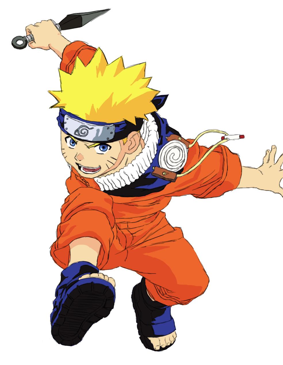 Kid Naruto by morganjent4 on DeviantArt