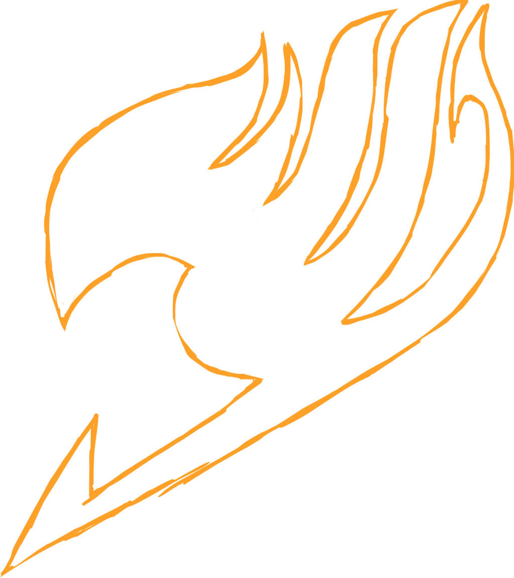 fairy tail mark how to draw