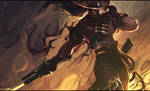 High Noon Yasuo by ReformGFX