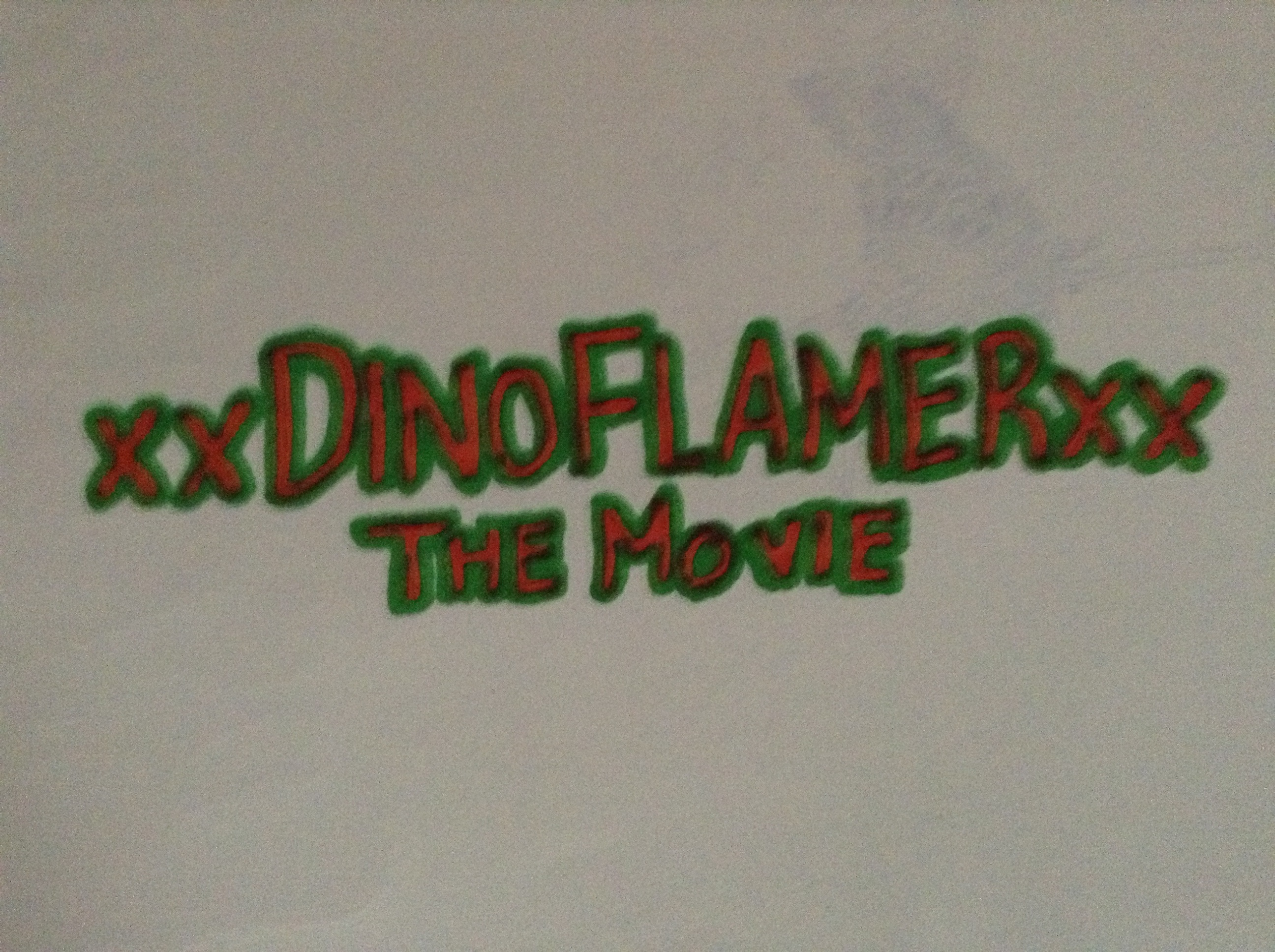 xxDinoFlamerxx -The Movie CONTEST!!! by FutureZootopiaFan