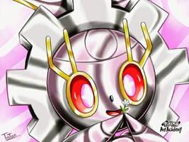Magearna Pokemon Sun Pokemon Moon by tatanRG