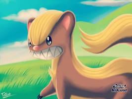 Yungoos Pokemon Sun Pokemon Moon by tatanRG