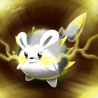 Togedemaru Pokemon Sun Pokemon Moon by tatanRG