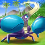 Crabrawler Pokemon Sun Pokemon Moon
