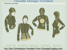 Hoodie Contest Entry 2