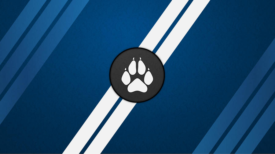 paw print wallpaper