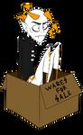 Alucardboard Box