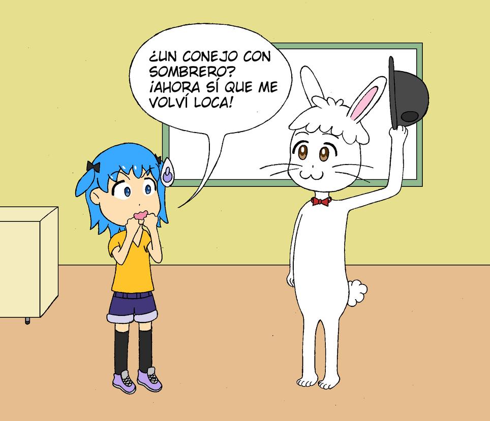 La sorpresa de Fran by limaneko