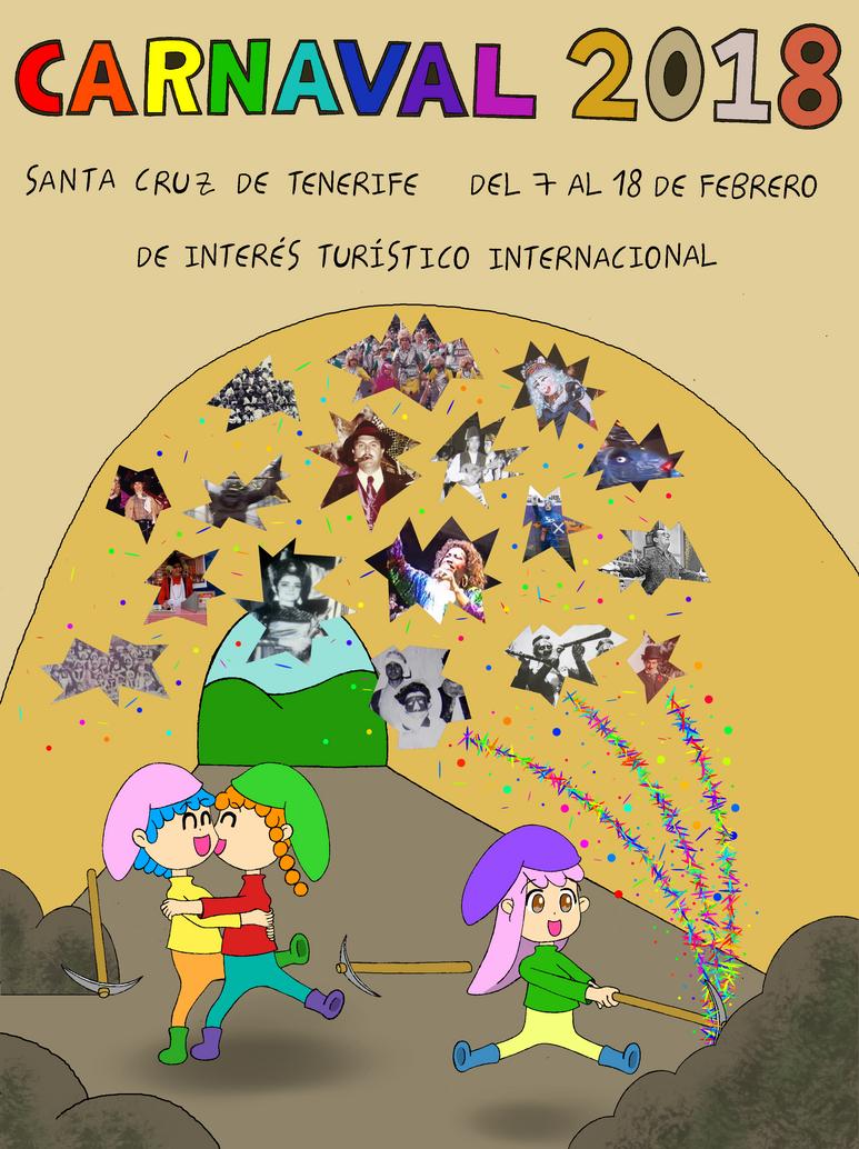 Mina de carnavales by limaneko