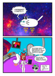 Una aventura muy espacial