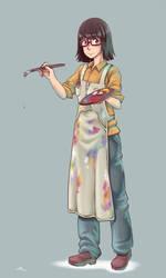 Sachiko Hirokoji by Alteigramme