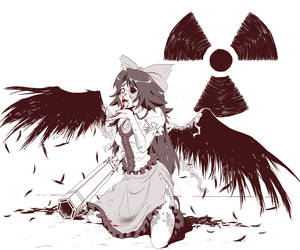 Irradiated Usuho by Alteigramme