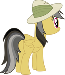 Daring Do and the 3/4 view