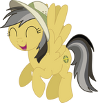 Daring Do happy