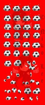 Soccering - Sprite Sheet