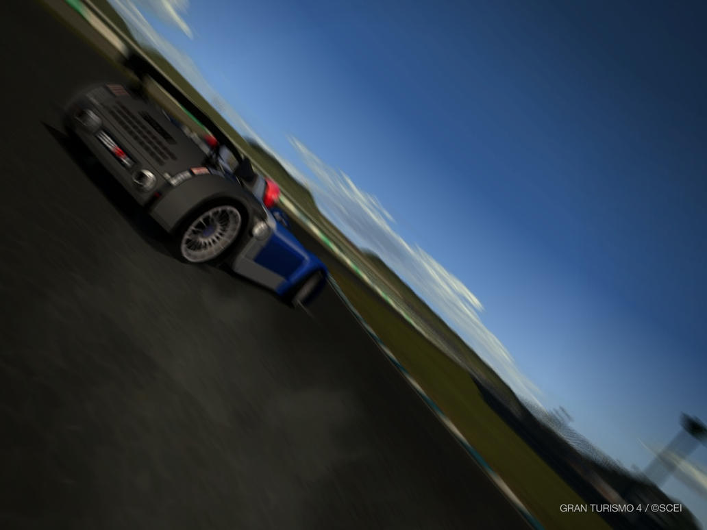 Suzuki GSXR4 Twin Ring Drift 3 by RacerXNFS