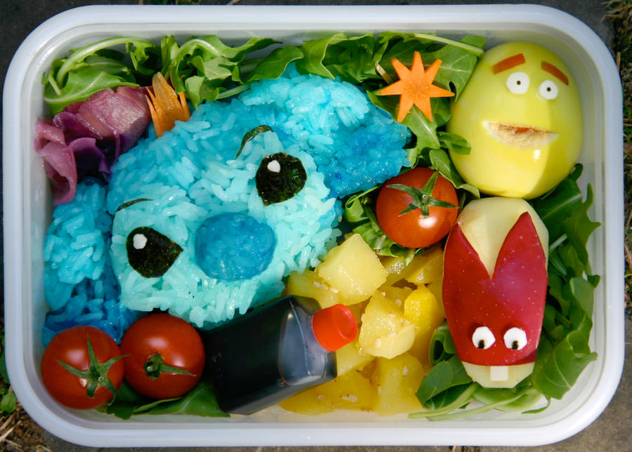 Youri no Bento by Pieter-Dirkx