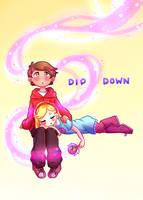 Dip Down~ by peach-cream