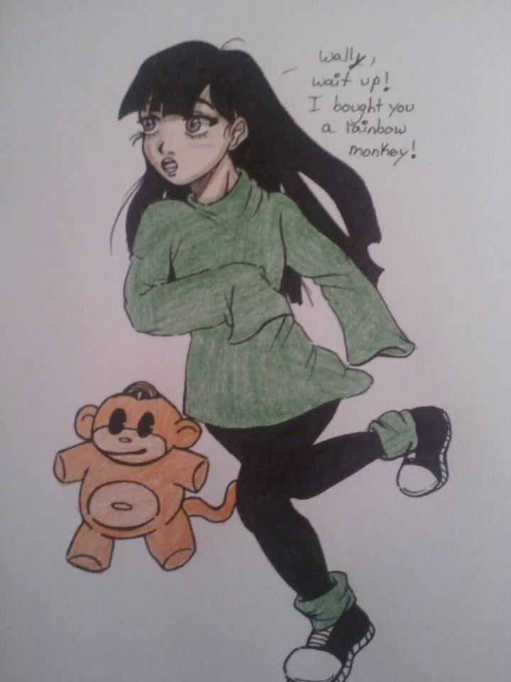 Numbuh 3 And Her Present by Millie-Rose13