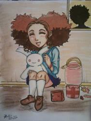 Jazmine's Gift by Millie-Rose13