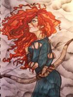 Merida by Millie-Rose13