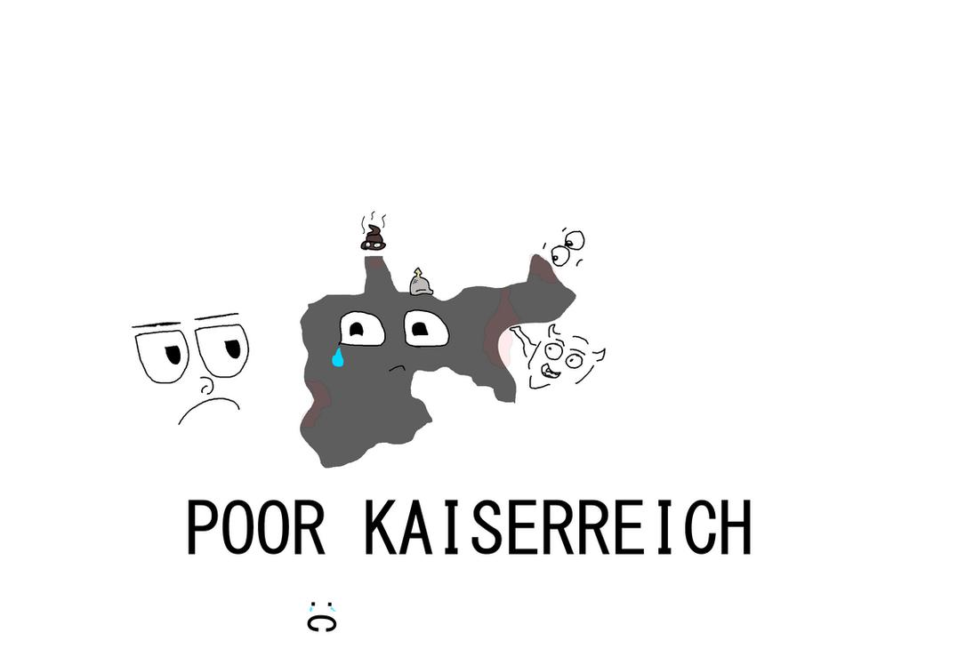 Poor Kaiserreich by Jockehh